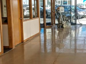 Durable and Beautiful Concrete by True Grit Concrete Polishing